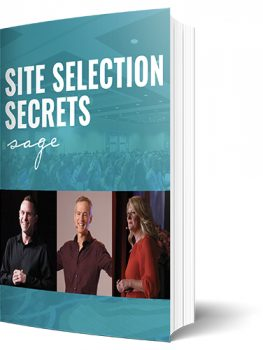 SAGE Event Management's Site Selection Secrets